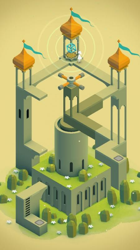 Monument Valley recently came out for Android.